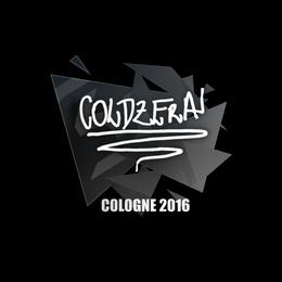 coldzera | Cologne 2016