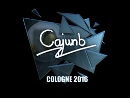 cajunb | Cologne 2016
