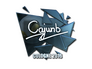 Skin Sticker | cajunb (Foil) | Cologne 2016
