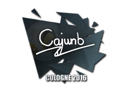Sticker | cajunb | Cologne 2016