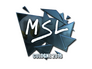 Skin Sticker | MSL (Foil) | Cologne 2016