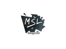 Skin Sticker | MSL | Cologne 2016