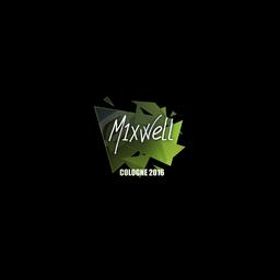 free csgo skin Sticker | mixwell | Cologne 2016