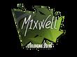 Sticker MIXWELL | Cologne 2016