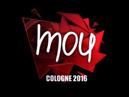 mou | Cologne 2016