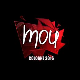 mou (Foil) | Cologne 2016