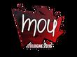 Sticker mou | Cologne 2016