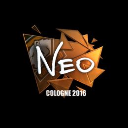 NEO (Foil) | Cologne 2016