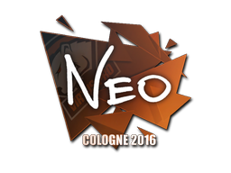 Sticker | NEO | Cologne 2016