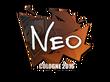 Sticker NEO | Cologne 2016
