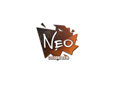 Skin Sticker | NEO | Cologne 2016