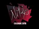 Sticker | NiKo | Cologne 2016