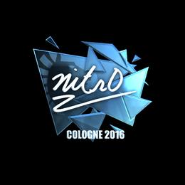 nitr0 (Foil) | Cologne 2016