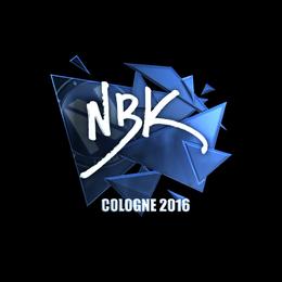 NBK- (Foil) | Cologne 2016