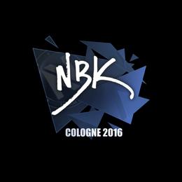 NBK- | Cologne 2016