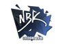 Skin Sticker | NBK- | Cologne 2016
