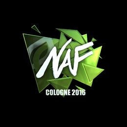 NAF (Foil) | Cologne 2016