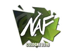 Sticker | NAF | Cologne 2016