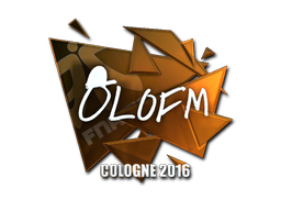 olofmeister | Cologne 2016