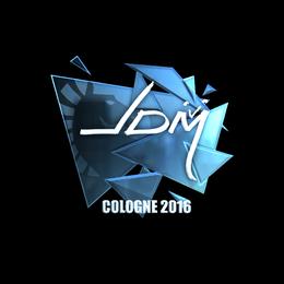 jdm64 (Foil)   Cologne 2016