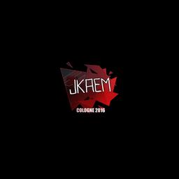 Sticker | jkaem | Cologne 2016