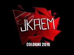 jkaem | Cologne 2016