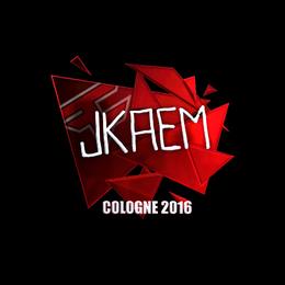 jkaem (Foil) | Cologne 2016