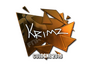Skin Sticker | KRIMZ (Foil) | Cologne 2016