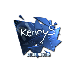 kennyS (Foil) | Cologne 2016