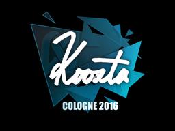 koosta | Cologne 2016