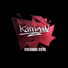 karrigan (Foil) | Cologne 2016
