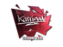 Skin Sticker | karrigan (Foil) | Cologne 2016