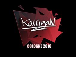karrigan | Cologne 2016
