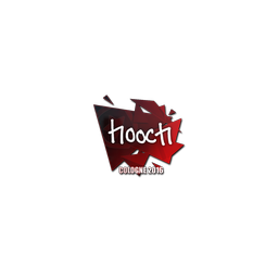 Sticker | hooch | Cologne 2016
