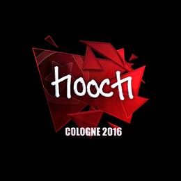hooch (Foil)   Cologne 2016