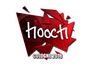 Skin Sticker | hooch (Foil) | Cologne 2016