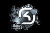 Sticker   SK Gaming (Foil)   Cologne 2016