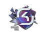 Skin Sticker | SK Gaming (Holo) | Cologne 2016