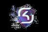 Sticker   SK Gaming (Holo)   Cologne 2016