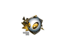 Skin Sticker | Team Dignitas | Cologne 2016