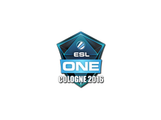 Skin Sticker | ESL | Cologne 2016