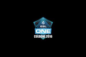 Sticker Esl Cologne 2016