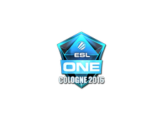 Skin Sticker | ESL (Foil) | Cologne 2016