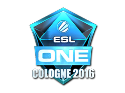 Sticker | ESL (Foil) | Cologne 2016