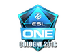 Sticker ESL (Foil) | Cologne 2016