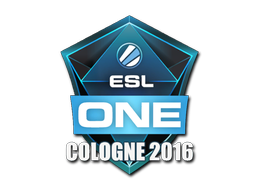 Sticker | ESL | Cologne 2016