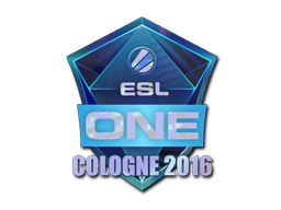 Sticker | ESL (Holo) | Cologne 2016