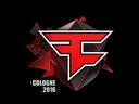 Sticker   FaZe Clan   Cologne 2016
