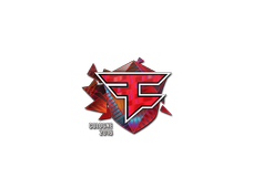 Skin Sticker | FaZe Clan (Holo) | Cologne 2016