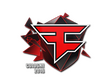 Sticker FaZe Clan | Cologne 2016